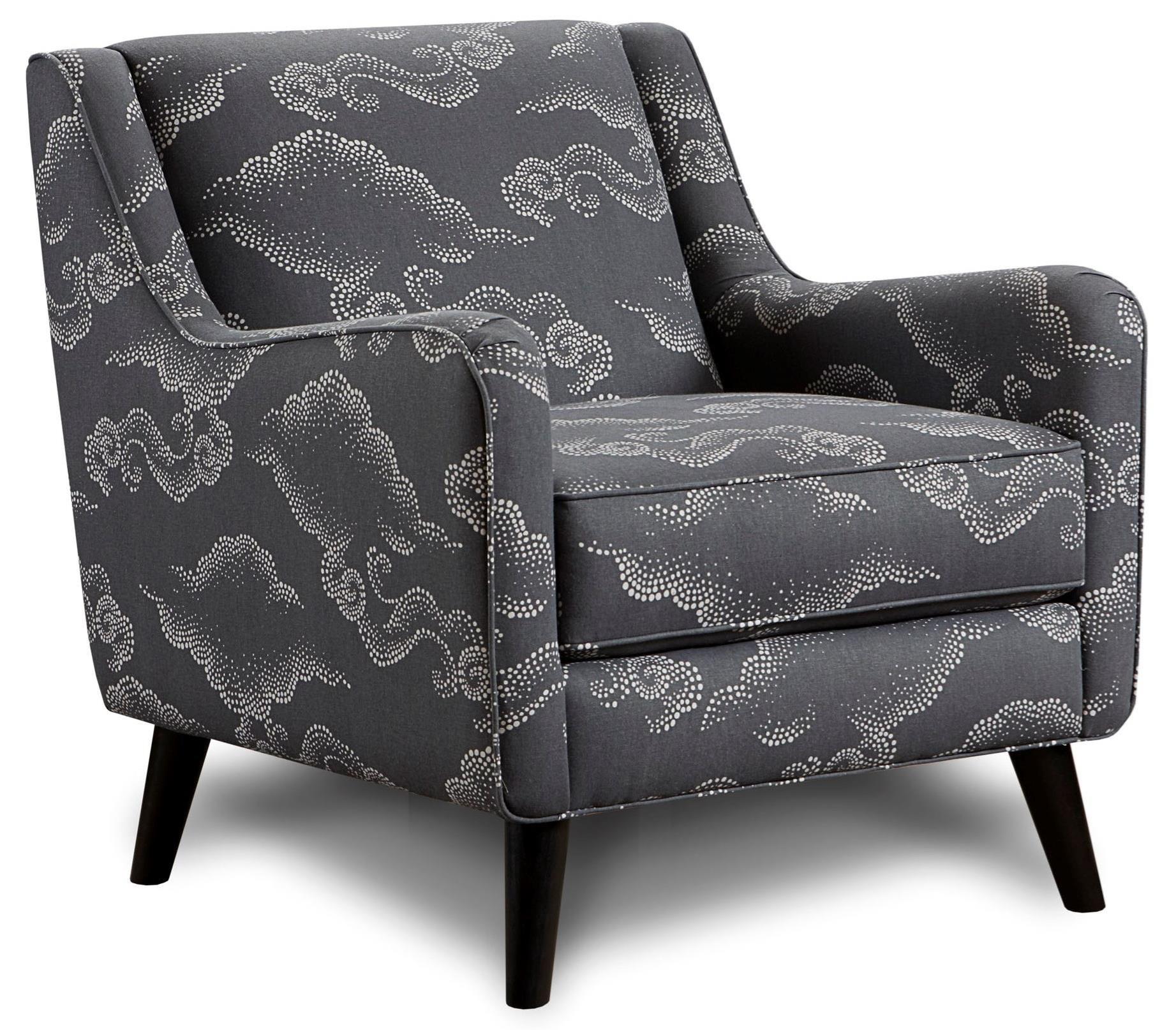 VFM Signature 240 Chair - Item Number: 240Cloudburst Graphite