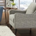 Fusion Furniture 240 Chair - Item Number: 240Congo Domino