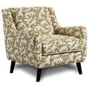 Fusion Furniture 240 Chair - Item Number: 240Greece Olive