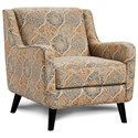 Fusion Furniture 240 Chair - Item Number: 240Hampshire Topaz