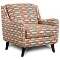 VFM Signature 240 Chair - Item Number: 240Intercept Paprika