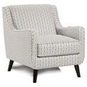 Fusion Furniture 240 Chair - Item Number: 240Limbo Denim