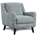 Powell's V.I.P. 240 Chair - Item Number: 240Raku Slate