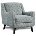 Fusion Furniture 240 Chair - Item Number: 240Raku Slate