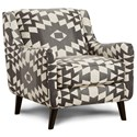 Haley Jordan 240 Chair - Item Number: 240Realm Charcoal