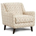 Fusion Furniture 240 Chair - Item Number: 240Seville Paprika