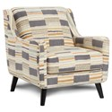 Fusion Furniture 240 Chair - Item Number: 240Seydou Canyon