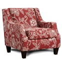 Fusion Furniture 250 Chair - Item Number: 250Countryside Cherry