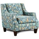 Fusion Furniture 250 Chair - Item Number: 250JB Rainforest Calypso