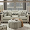 Fusion Furniture 2530 Sofa - Item Number: 2531-00-KPPaperchase Berber