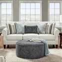 Fusion Furniture 2530 Sofa - Item Number: 2531-00-KPSweater Bone