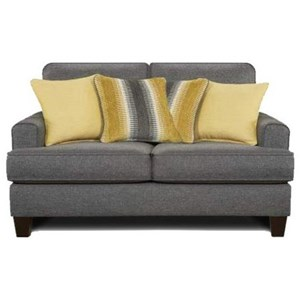 Fusion Furniture 2600 Loveseat