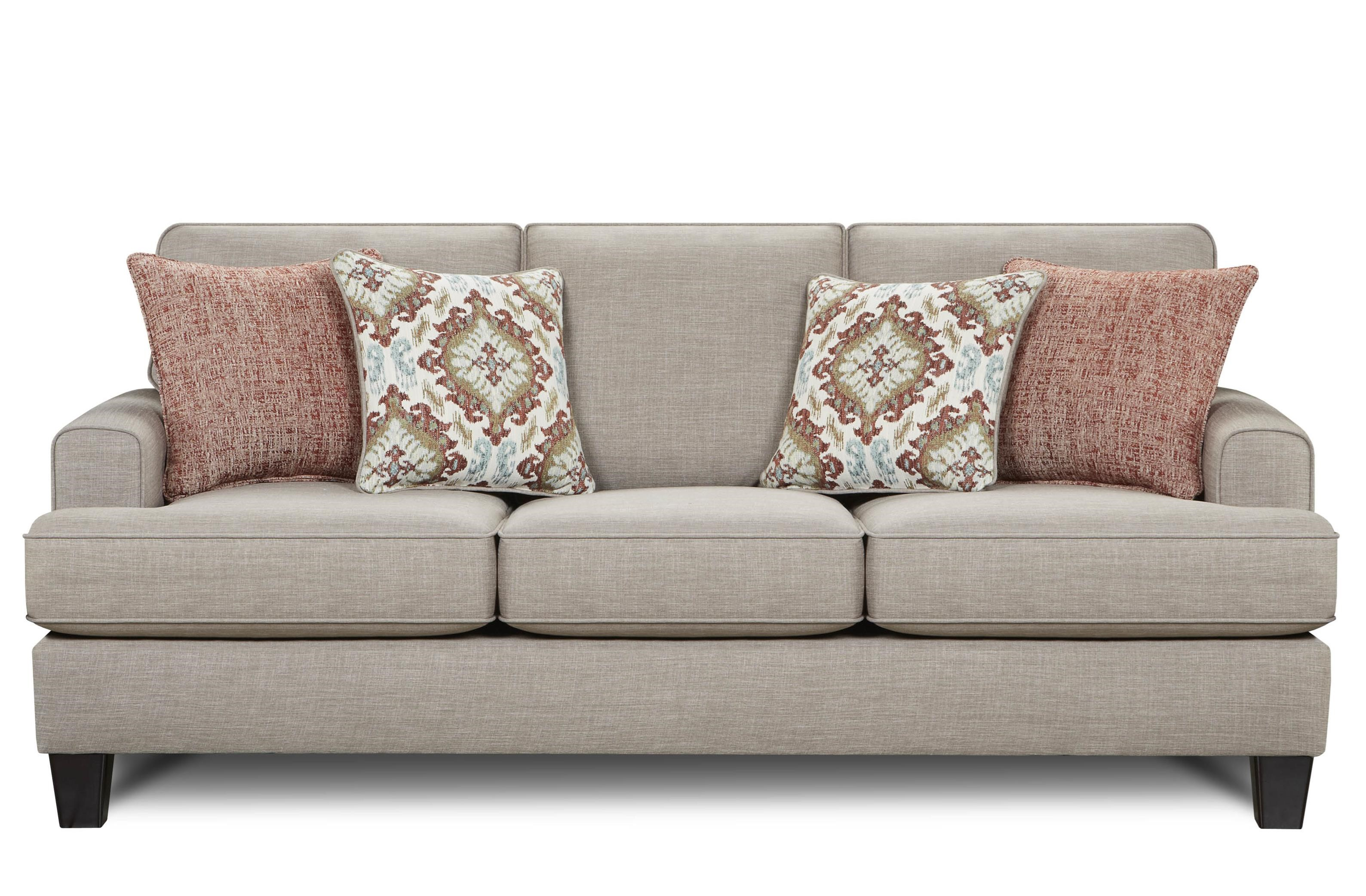 Fusion Furniture 2600 Sleeper - Item Number: 2604Quinn Twilight