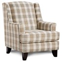 Haley Jordan 260 Chair - Item Number: 260Artisnal Berber