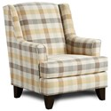 Fusion Furniture 260 Chair - Item Number: 260Blake Oxford