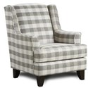 Fusion Furniture 260 Chair - Item Number: 260Brock Berber