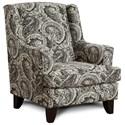 Haley Jordan 260 Chair - Item Number: 260Brussels Carbon