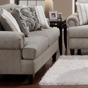 Fusion Furniture 2790 Loveseat