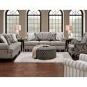 Fusion Furniture 2790 Loveseat