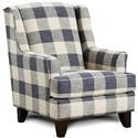 Fusion Furniture Josephine Chair - Item Number: 260-CROWLEY