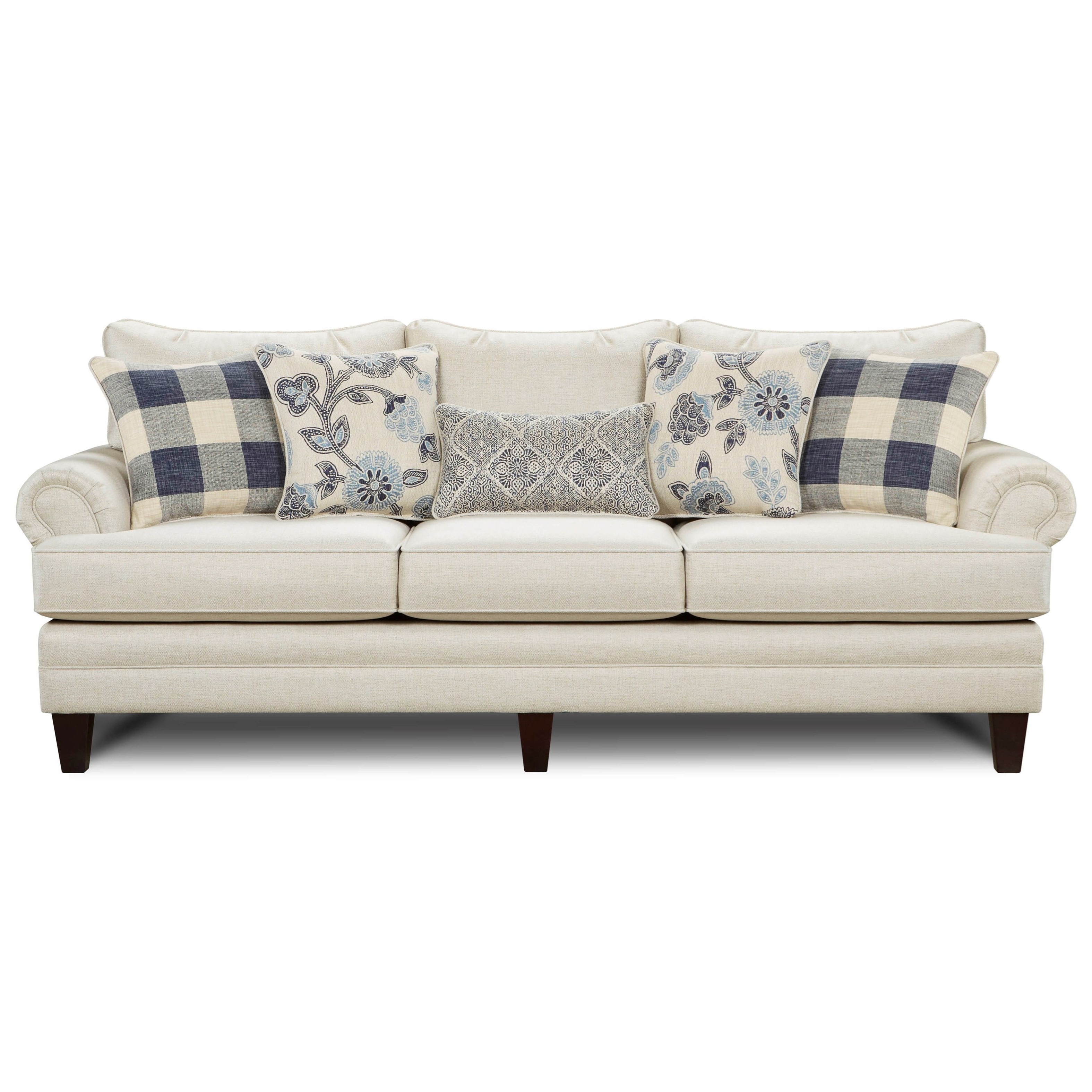 2810 Sofa by Fusion Furniture at Prime Brothers Furniture