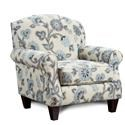 Fusion Furniture Josephine Accent Chair - Item Number: 532-CROWLEY