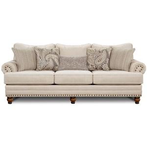 Fusion Furniture 2820 Sofa