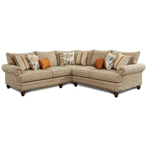 Haley Jordan Nori 2-Piece Corner Sectional