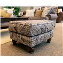 Fusion Furniture 2820 Accent Ottoman - Item Number: 623-CAPERNICUS-COBBLESTONE