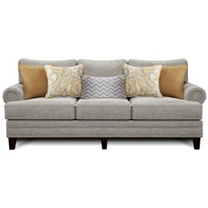 Fusion Furniture 2830 Sofa