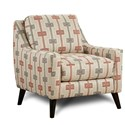 Fusion Furniture 290 Upholstered Chair - Item Number: 290Passageway Paprkia