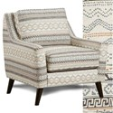 Fusion Furniture 290 Upholstered Chair - Item Number: 290Riverdale Quarry