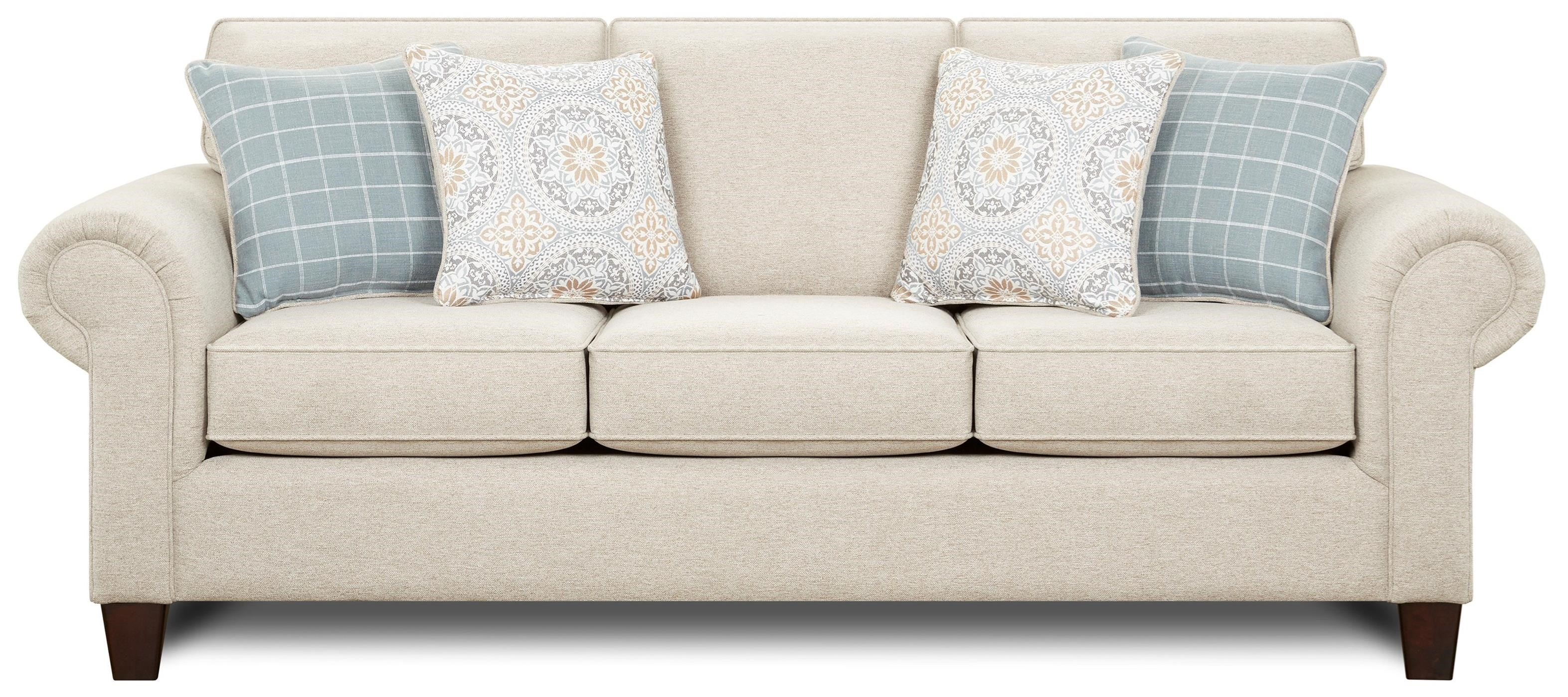 3100 Sofa by Fusion Furniture at Wilson's Furniture