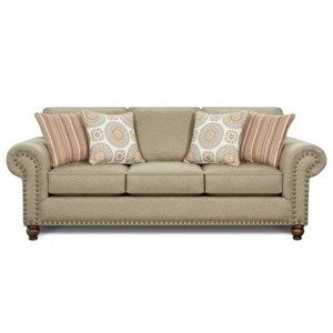 Fusion Furniture Turino Sofa