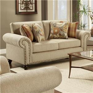 Fusion Furniture 3110 Loveseat