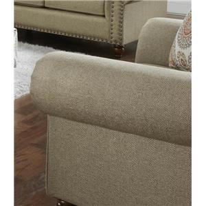 Fusion Furniture 3110 Turino Sisal Chair