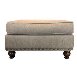 Fusion Furniture Turino Sisal Turino Sisal Ottoman
