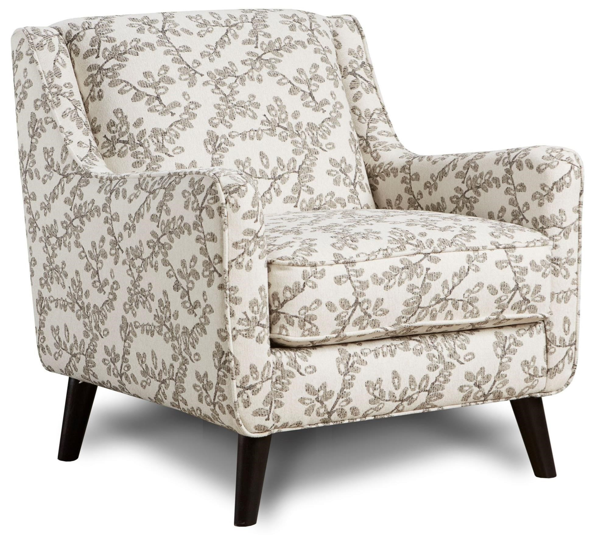 Carla Accent Chair by Fusion Furniture at Crowley Furniture & Mattress