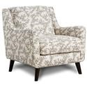 Fusion Furniture Carla Accent Chair - Item Number: 240-CROWLEY