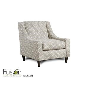 Haley Jordan Montclair Accent Chair
