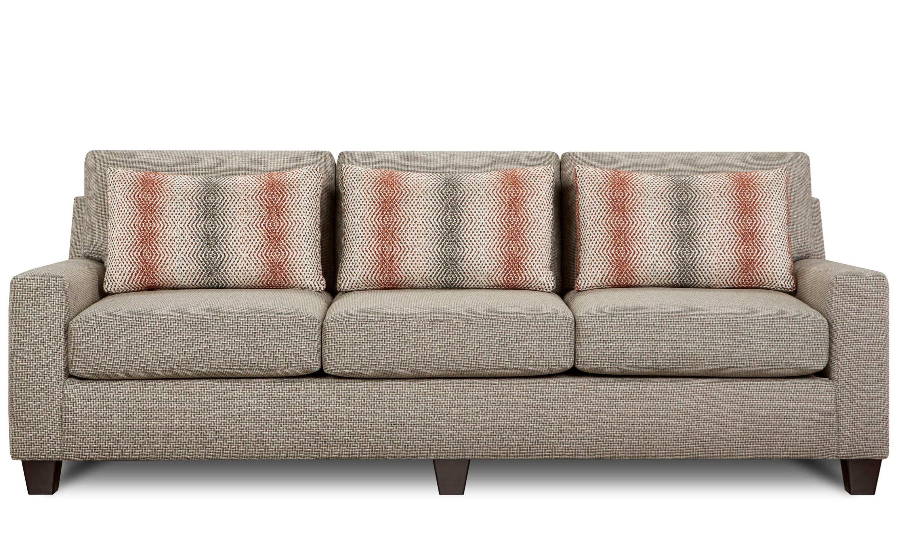 VFM Signature 3320 Sofa - Item Number: 3320Caliente Pepper
