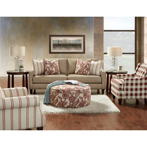 VFM Signature 3350 Stationary Living Room Group