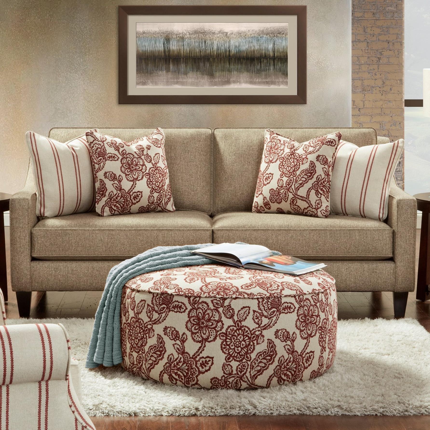 VFM Signature 3350 Sofa - Item Number: 3350-00Willpower Cafe