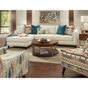 Fusion Furniture 34-31 Living Room Group - Item Number: 34-31 Living Room Group 1