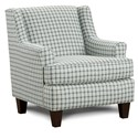 Fusion Furniture 340 Upholstered Chair - Item Number: 340Howbeit Spa