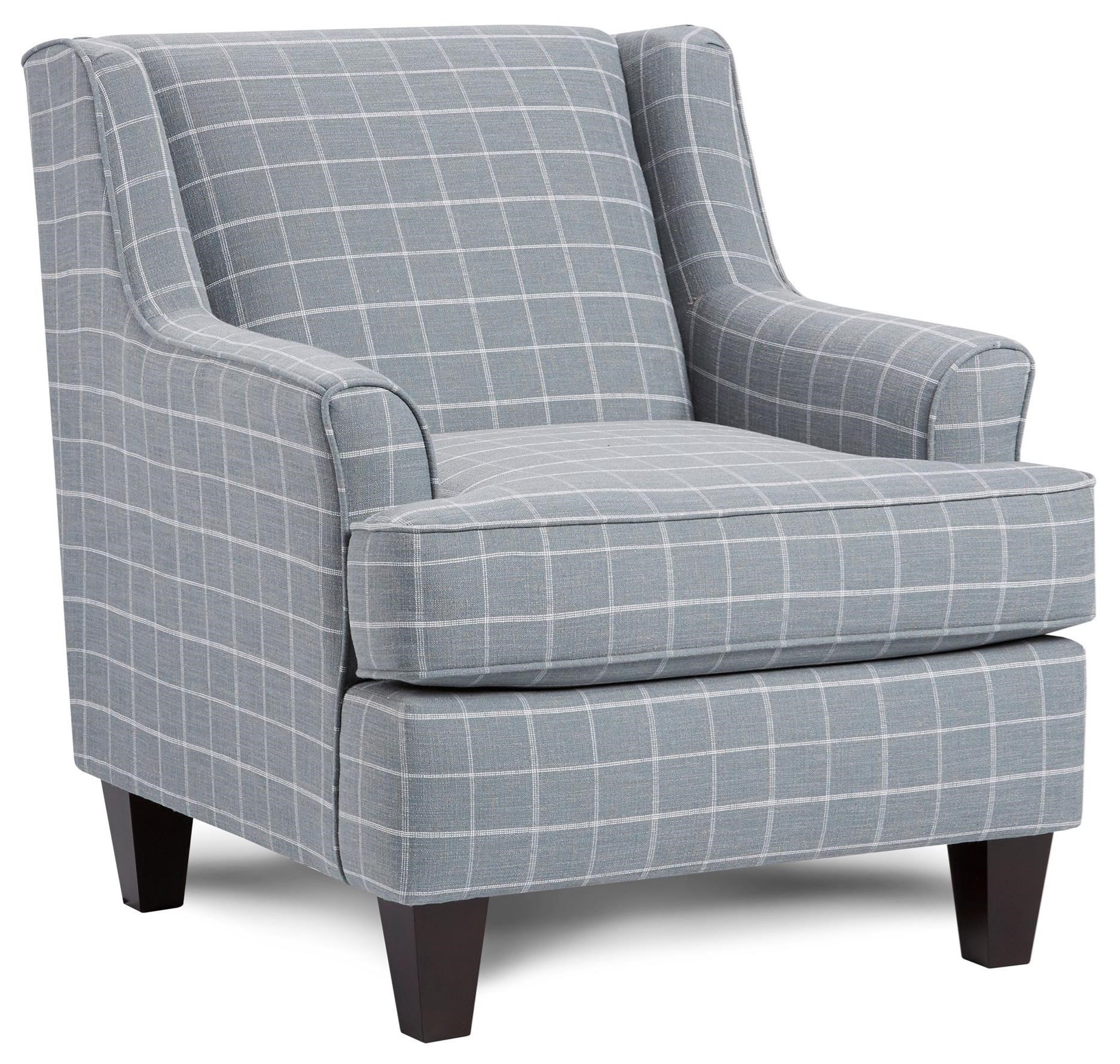 340 Upholstered Chair by FN at Lindy's Furniture Company