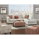 Fusion Furniture 3515 Modern Living Room Group - Item Number: 3515 Living Room Group 1