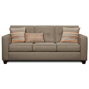 Fusion Furniture 3560B Sofa