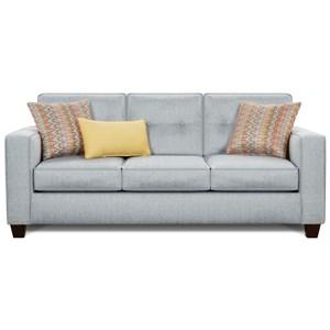 Fusion Furniture 3560B Sofa