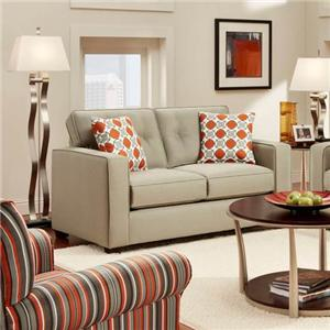 Fusion Furniture 3560B Loveseat